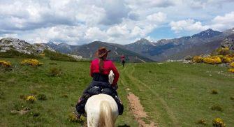 Ruta a Caballo Alto Ebro - Gredos Ecuestre