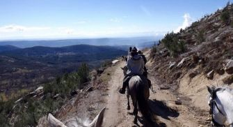 Travesías a caballo en Castilla y León