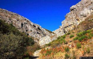 Ruta Los Calderones de Piedrasecha