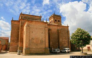Iglesia de Brías