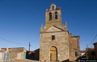Iglesia - Aldehuela de Yeltes