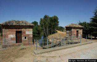 Marqúes de la Ensenada - Canal de Castilla