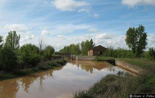 Esclusa 15 - Canal de Castilla