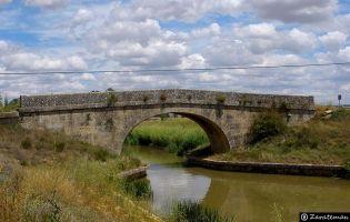 Canal de Castilla - Amusco