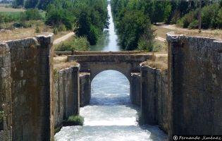 El Serrón - Canal de Castilla