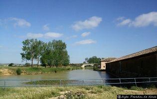 Sahagún El Real - Canal de Castilla