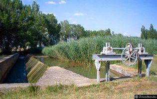Abarca de Campos - Canal de Castilla