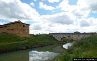 Ruta Canal de Castilla - Etapa 7