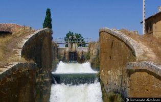 Ruta Canal de Castilla - Etapa 8