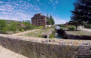 Ruta Canal de Castilla - Etapa 9