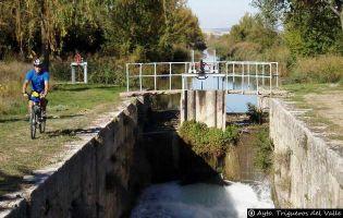 Canal de Castilla - Trigueros del Valle