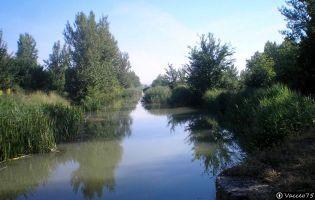 Canal de Castilla - Valoria la Buena
