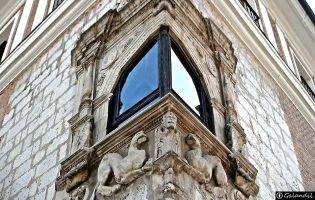 Ventana - Palacio de los Pimentel