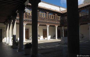 Patio - Palacio de los Pimentel