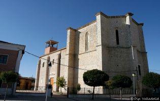 Iglesia de Valdestillas