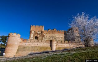 Castillo - Medina del Campo