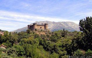 Castillo del Duque de Alburquerque - Mombeltrán