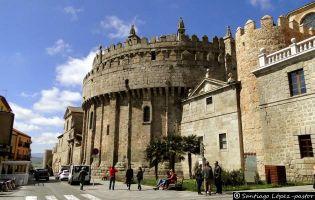 Ábside Catedral de Ávila