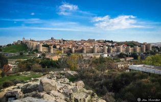 Ciudad de Ávila.