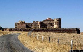 Castillo de Rivilla de Barajas