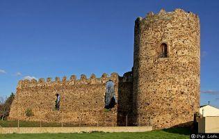 Castillo de Palacios de la Valduerna