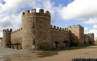 Castillo - Alija del Infantado