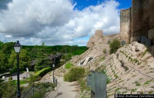 Castillo - Valencia de Don Juan