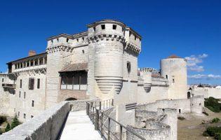 Viajar con niños Segovia - Visitas teatralizadas al Castillo de Cuéllar