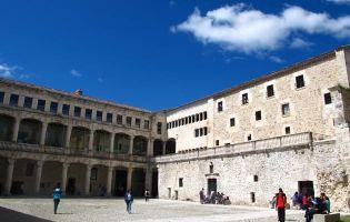 Horarios y Visitas teatralizadas Castillo de Cuéllar - Segovia