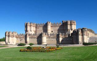 Castillo de Coca - Ruta de los Castillos en Segovia