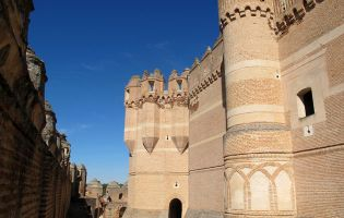 Castillo mudéjar de Coca - Segovia