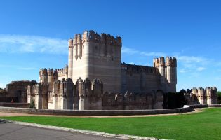 Arquitectura militar - Ruta de los Castillos en Segovia