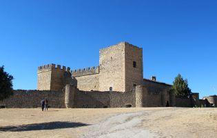 Castillo de Pedraza - Ruta de los Castillos en Segovia