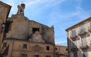 Castillo de Sepúlveda - Ruta de los Castillos en Segovia