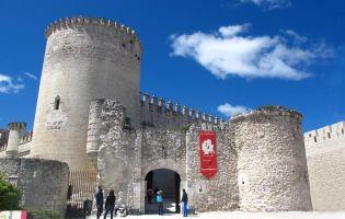 Castillo de Alburquerque - Castillo de Cuéllar