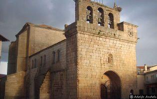 Iglesia Villavieja de Yeltes