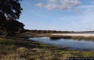 Laguna del Cristo - Aldehuela de Yeltes