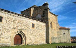 Iglesia - La Horcajada