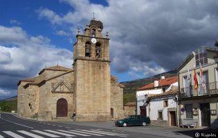 Iglesia - La Aldehuela