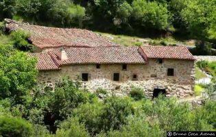 Molino de Tío Alberto - Villafranca de la Sierra