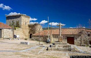 Castillo - Bonilla de la Sierra