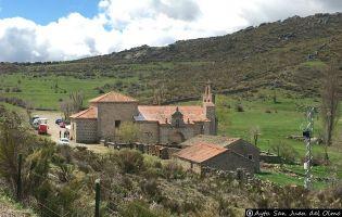 Ermita de las Fuentes - San juan del Olmo
