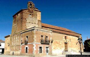 Iglesia de Villoria