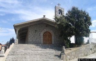 Ermita de la Virgen - Macotera