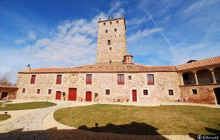 Palacio de los Salcedo - Aldealseñor