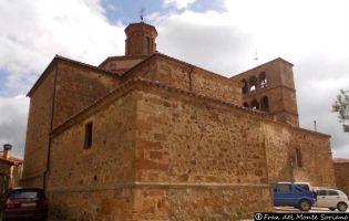 Iglesia - Almajano