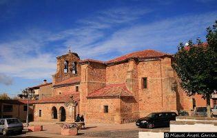 Iglesia de San Juan Bautista - Garray