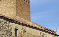 Iglesia - Pajares de Adaja