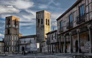 Iglesia de San Martín - Arévalo