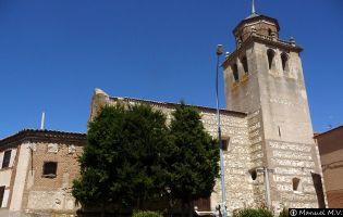 San Juan Bautista - Arévalo